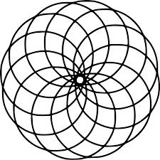 image result for mandala geometric simple mandala pinterest