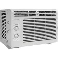 Small Bedroom Air Conditioners Frigidaire 5 000 Btu Window Air Conditioner 115v Ffra0511r1