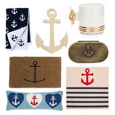 Home Decor On Summer Anchor And Nautical Decor On The Market Popsugar Home