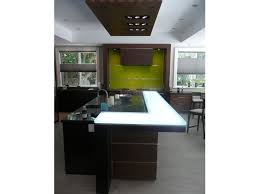 Glass Breakfast Bar Table The Glass Counter Breakfast Bar By Cgd Glass Cgd Glass Countertops