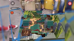 Wohnzimmer Design App Ar App Projiziert E Sport Wettkämpfe Live Ins Wohnzimmer