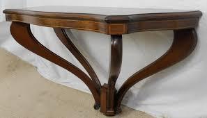 Mahogany Console Table Wonderful Mahogany Console Table With Console Table Zebrawood And