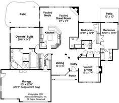 Ranch Floor Plans Tudor Style House Plan 4 Beds 3 00 Baths 2817 Sq Ft Plan 310