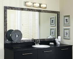 framed bathroom mirrors ideas mirror on mirror bathroom stroymarket info
