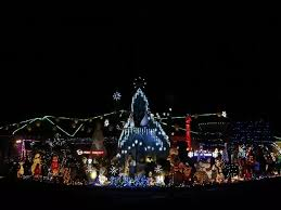 christmas lights in phoenix 2017 best christmas light displays in the east valley