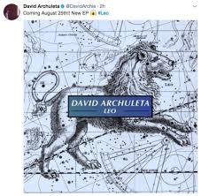 Byu Map Mormon Mentions David Archuleta Announces New Extended Play Lexi