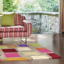 Modern Rugs Singapore Scion Blocks Rugs Offer A Retro Geometric Design With An