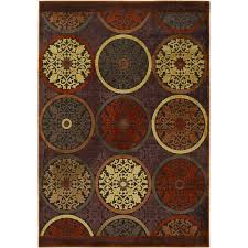 Rugs In Home Depot Home Decorators Collection Clay Red 5 Ft 1 In X 7 Ft 6 In Area