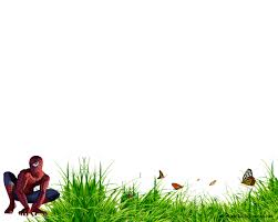 free spiderman backgrounds powerpoint cartoons ppt templates