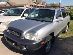 2004 hyundai santa fe price doug dawson motor sales buy here pay here used cars mount