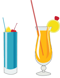 drinks clip art clipartandscrap