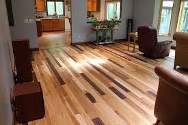 oak or maple flooring meze