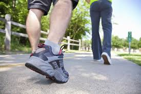 how far is a 5k miles and kilometers at walking paces