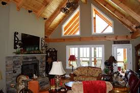 house plans with vaulted ceilings lake wedowee creek retreat house plan