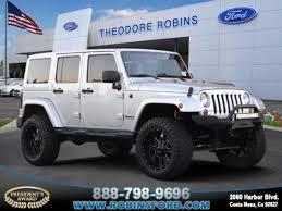 Used Jeep Wrangler Unlimited Used Jeep Wrangler For Sale Special Offers Edmunds