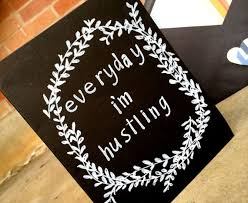 everyday i u0027m hustling greeting cards blank by sweetthymedesign 6