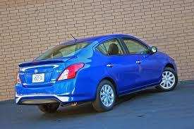 nissan versa blue 2015 nissan versa sedan review autoweb
