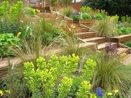 Small Garden Bed Design Ideas Terraced House Garden Design Small Backyard Terrace Vegetable