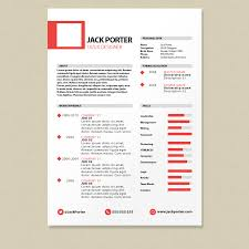 Resume Indesign Template 40 Resume Template Designs Freecreatives