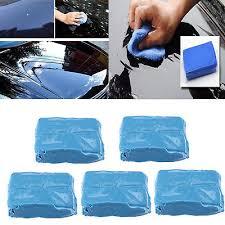 5pcs clay detailing bar 180g car valeting auto cleaning magic wax