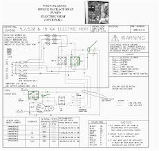 bryant thermostat wiring diagram intertherm electric furnace