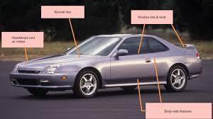 Honda Prelude New 1999 Honda Prelude Design Analysis U2013 Driven To Write