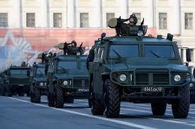 gaz tigr rusija stiprina karinę techniką u2013 ruošia naujos kartos šarvuotą