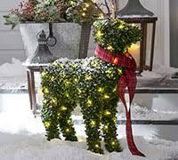 Holiday Decor Holiday Decorations Pottery Barn