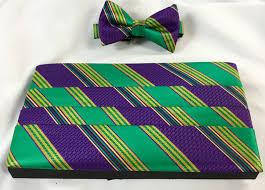 mardi gras ties mardi gras brick cummerbund bow tie s tuxedo