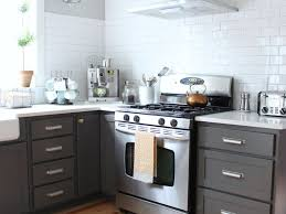 Professionally Painted Kitchen Cabinets by Custom Kitchen Attractive Stainless Steel Kitchen Cabinets