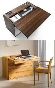 fabriquer bureau fabriquer un bureau soi même 22 idées inspirantes bureau en bois