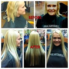 male hair extensions before and after hair extensions service hypnotic salon las vegas