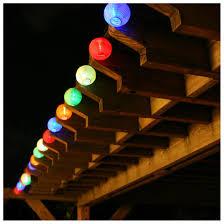 Solar String Lights For Gazebo by Solar Patio Lights Canada Example Pixelmari Com