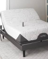 Serta Comfort Mattress Icomfort By Serta Aura Efx Memory Foam Cushion Firm King Mattress