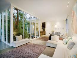 cozy family room ideas using mid century home decor with