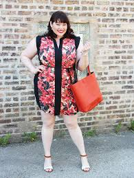 summer style plus size tunic dress from yours clothing