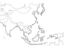 Southwest Asia Blank Map by Southwest Asia Map Quiz For Alluring Asia Map Quiz Game