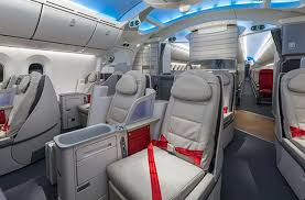 Boeing 787 Dreamliner Interior Boeing Royal Jordanian Celebrates Its First Delivery Of The 787