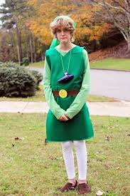 Zelda Halloween Costumes Mail Carrier Guys Zelda Thanksgiving Dinner