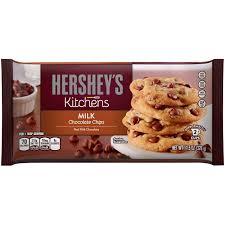 hershey u0027s milk chocolate chips 11 5 oz walmart com