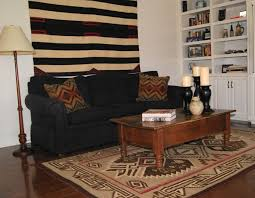 How To Decorate With Rugs Decorating With Navajo Rugs By Charley U0027s Navajo Rugs
