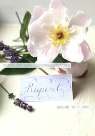 Design Your Own Place Cards Boho Place Card Wedding Table Decoration Wedding Ideas