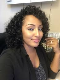 how to style xpressions hair outre xpression bohemian curl crochet braids protective hair style