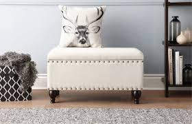 shoe storage ottoman bench shoe storage ottoman bench home inspirations design throughout