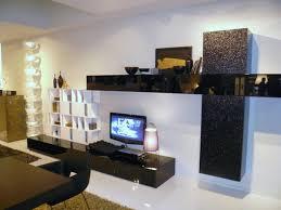 tv stands 10 elegant metal tv stand black color design ideas