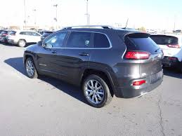 suv jeep cherokee 2018 new jeep cherokee limited fwd at landers serving little rock
