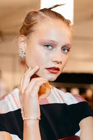 review best makeup trends looks nyfw fall winter 2017 2018