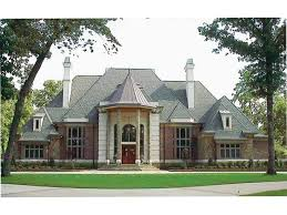 chateau style homes eplans chateau house plan extravagant chateau style home 6431