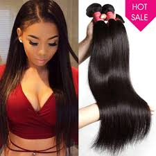 human hair extensions 4 bundles peruvian hair weave deals human