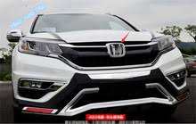 crv honda accessories popular crv front grill buy cheap crv front grill lots from china